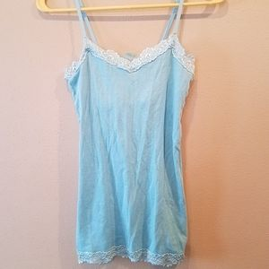 American Eagle tank top with built in bra